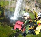 Paragliding Tour   Tandem Flight in Vik, South Iceland