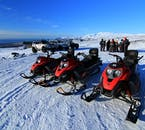 Alongside the likes of paragliding and scuba diving, snowmobiling is among the most adrenaline-fuelled activities available in Iceland.