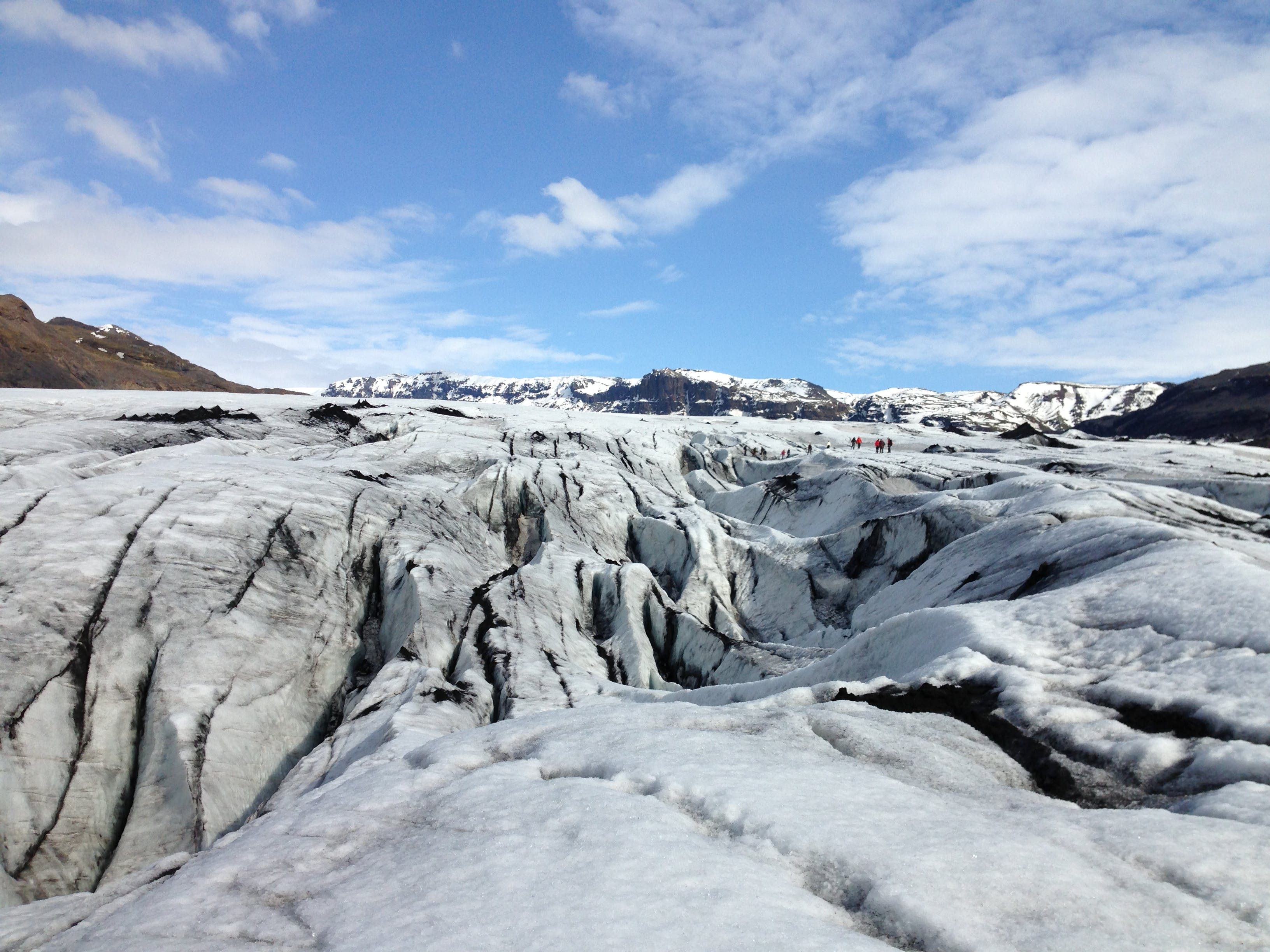 아이슬란드 남부와 솔헤이마요쿨 빙하하이킹 | 초급