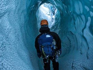 Excursión al sur de Islandia y escalada en glaciares