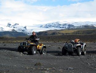 Explore South Iceland by Quad Bike