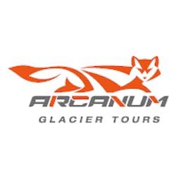 Arcanum Glacier Tours logo