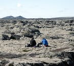 The Reykjanes Peninsula is best known for its lava lunar landscapes.