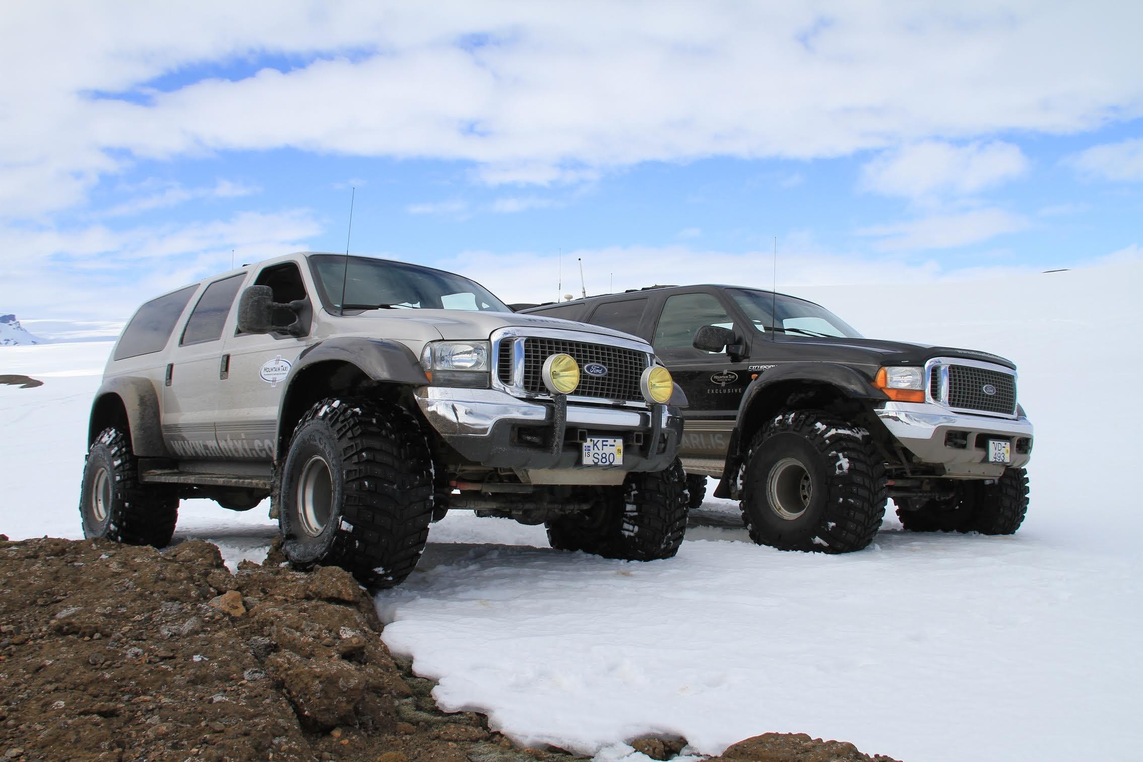 Thorsmork Valley and Volcano Eyjafjallajökull   Super Jeep Tour