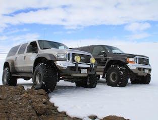 Thorsmork Valley & Volcano Eyjafjallajokull | Super Jeep Tour