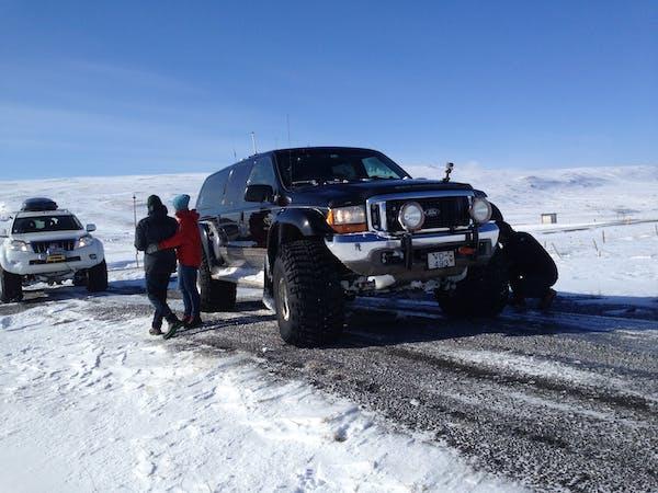 Mountain Taxi