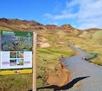Hot Spring Hike   Including Pickup from Reykjavik