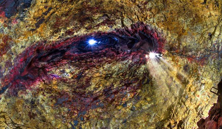 Thrihnukagigur-vulkaantocht | Bezoek een magmakamer