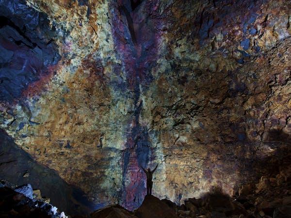 Inside the Volcano