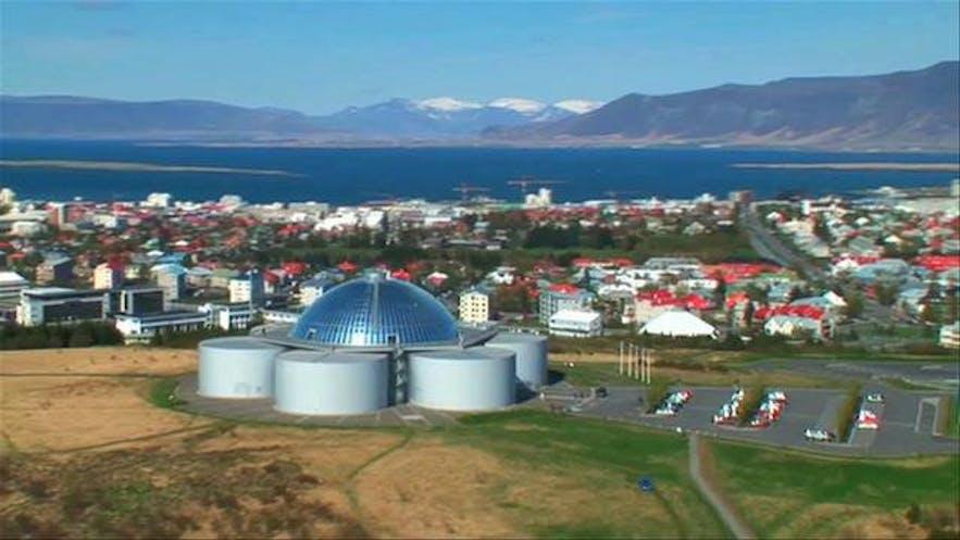 Perlan in Reykjavík