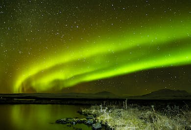 Northern Lights Private Excursion | From Reykjavik