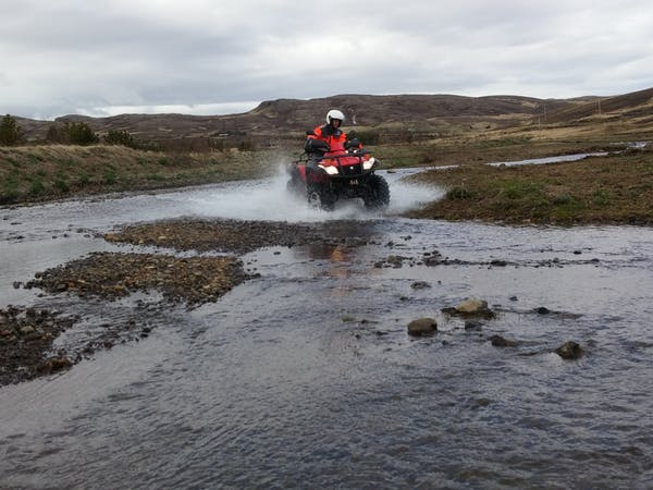 ATV Reykjavik