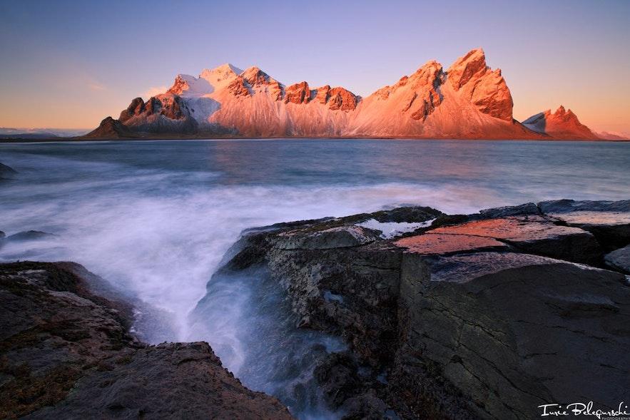 Przepiękny islandzki krajobraz