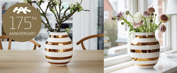 The 'must have' Omaggio vase for every Icelandic household