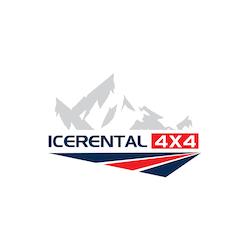 Icerental 4x4 logo