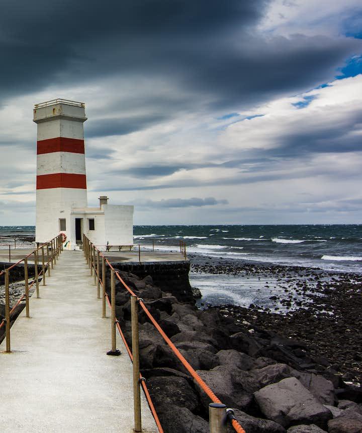 Golden off route - Reykjanes