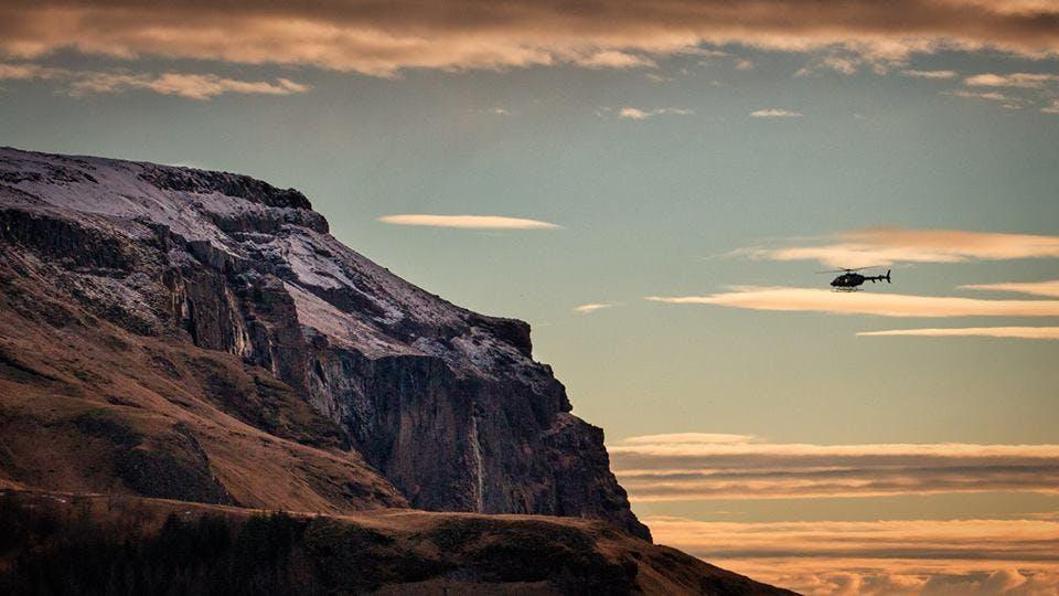Helicopter Tour | Eyjafjallajökull Glacier & Fimmvörðuháls