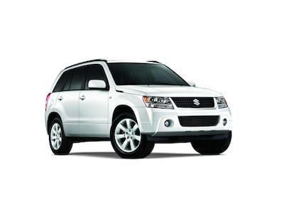 Suzuki Grand Vitara - Manual 2011