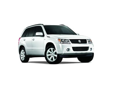 Suzuki Grand Vitara (Manual) 2011