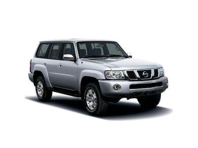 Nissan Patrol Automatic 2007