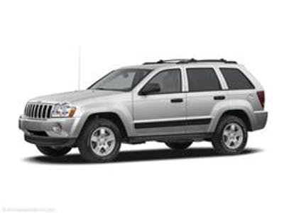 Jeep Grand Cherokee (Modelo antiguo) 2008