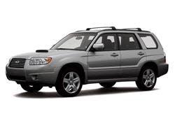 Subaru Forester Automatic 2007