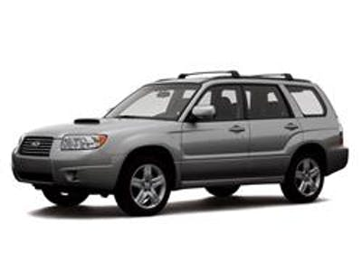Subaru  Forester Automatic 2007