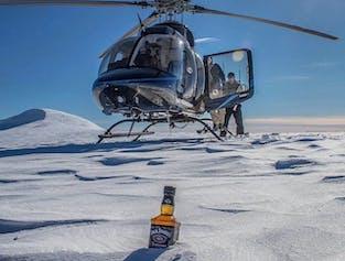 Snæfellsnes Peninsula Helicopter Tour