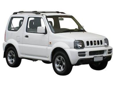 Suzuki Jimny 4x4 /Older model 2012