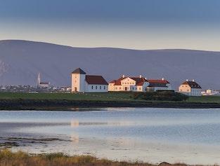 Evening Tour of Greater Reykjavik Area   Reykjanes Peninsula, Álftanes & Hafnarfjörður