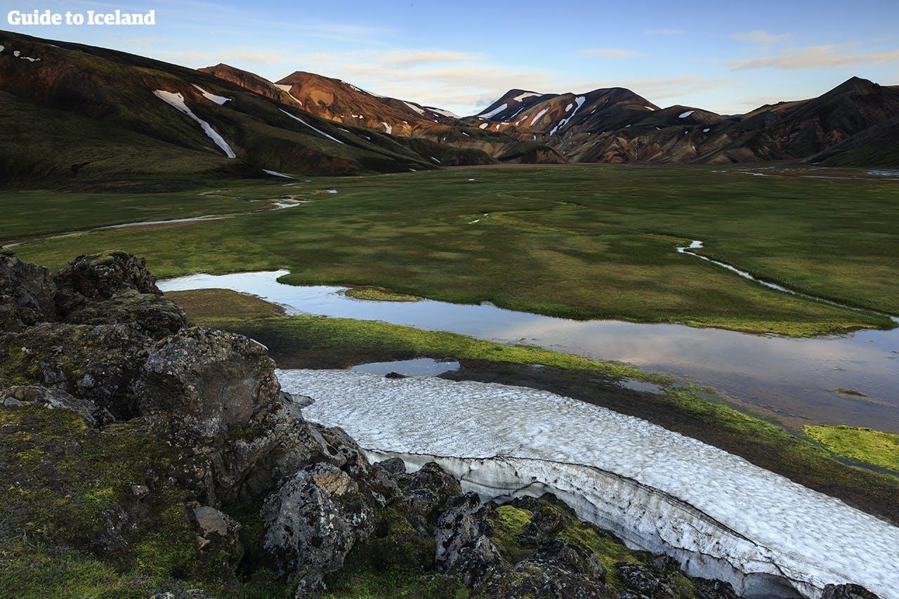 Journée à la réserve naturelle du Landmannalaugar en 4x4