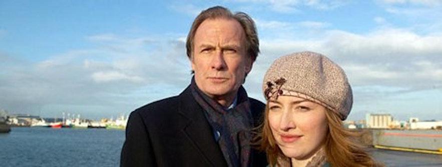 Bill Nighy i Kelly Macdonald w Reykjavíku