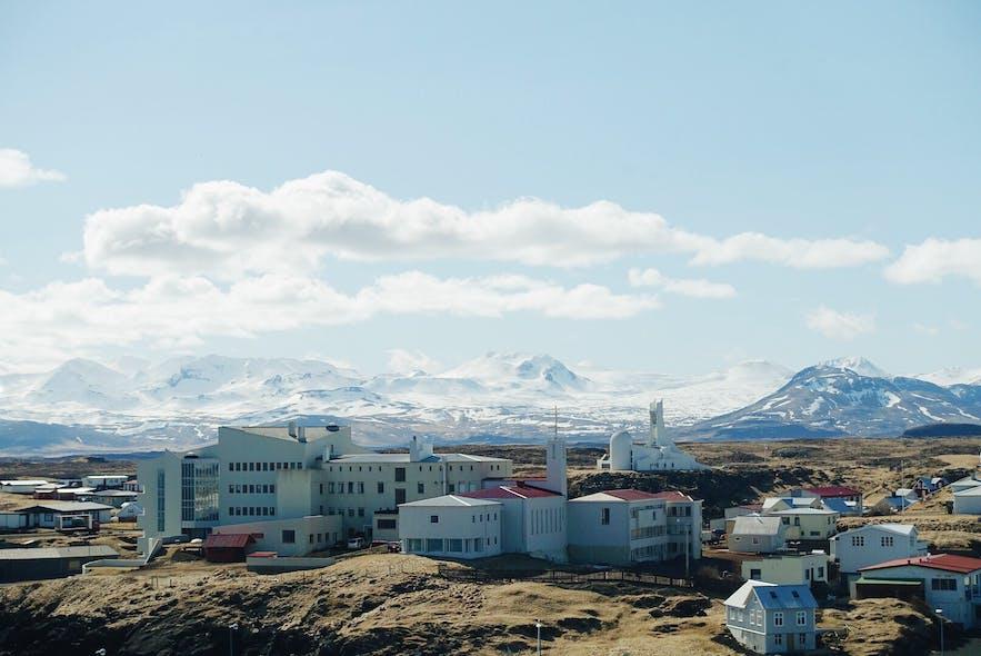 Stykkishólmur en Islande