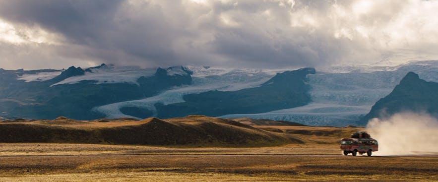 La Vie Rêvée de Walter Mitty en Islande
