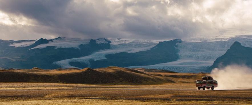 Walter Mittys hemmelige liv på Island
