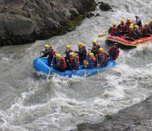 Tour de Rafting en el norte de Islandia | Río glacial del oeste
