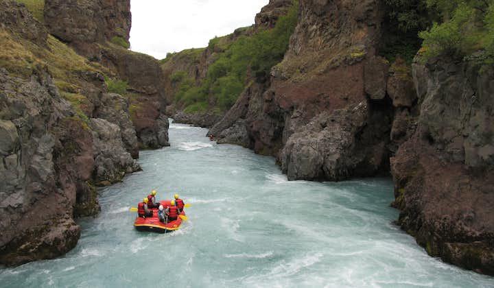 El Vestari-Jökulsá sólo es accesible en el norte de Islandia en verano.