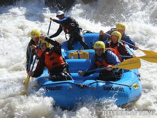 Rafting Tour in Northern Iceland   The East Glacial River