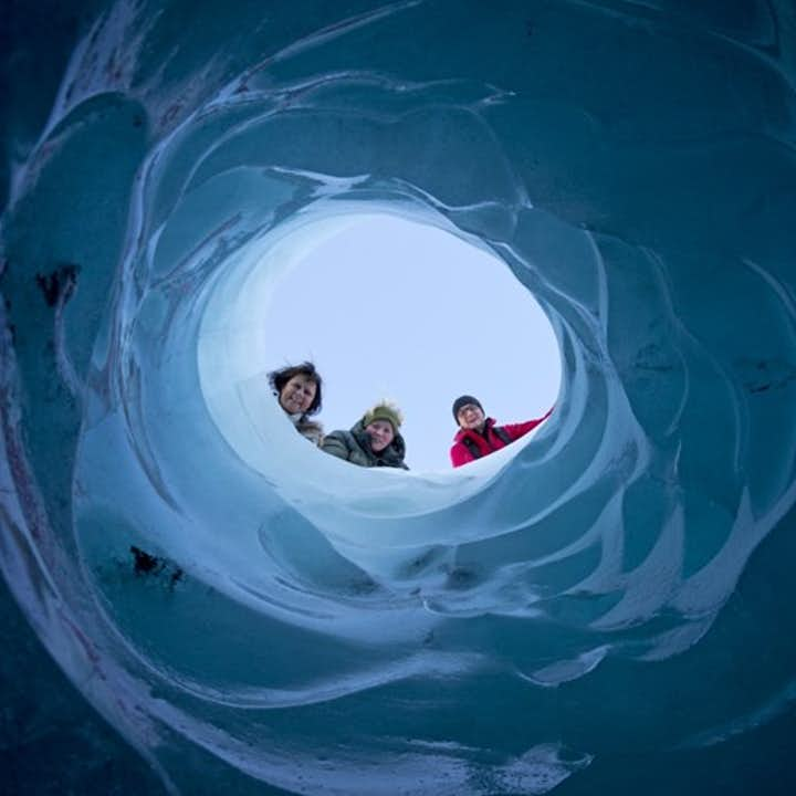 Gletscherwanderung und Südküsten-Ausflug   ab Reykjavík