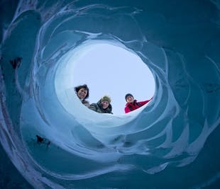 Rando sur glacier au Solheimajokull et visite du sud | Niveau facile