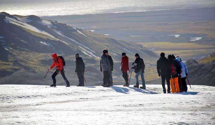 โบนัสทีคุณจะได้รับจากหมวกน้ำแข็งโซลเฮมาร์โจกุล คือการที่คุณจะได้สำรวจตอนใต้ของประเทศไอซ์แลนด์ไปด้วย.