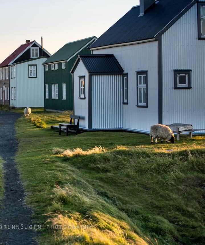 冰岛交通指南|机票、渡轮、自驾、巴士