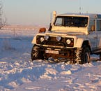 Whatever the weather, whatever the season, Super Jeeps are more than capable of conquering the Icelandic landscape.
