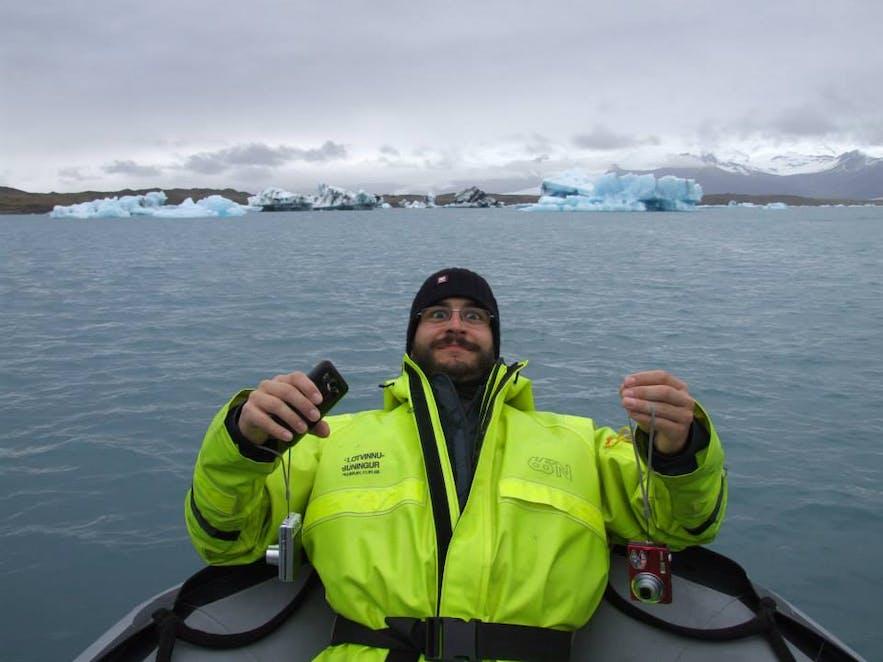 Mi Islandia - Jökulsárlón