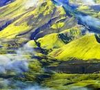 Landmannalaugar, Þórsmörk & Eyjafjallajökull are all famed for their dramatic and diverse scenery.