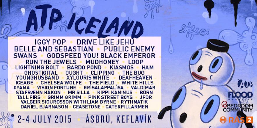 Programmation ATP Iceland 2015