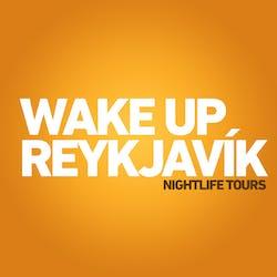Wake Up Reykjavík logo