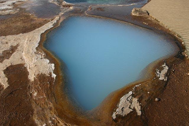 Laguna Blu e Circolo d'Oro