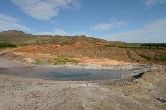 Blue Lagoon Transfer & Golden Circle Express | Day Tour to the Famous Sites