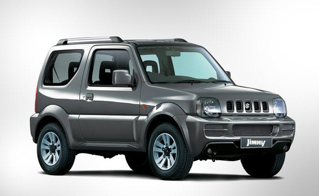 Suzuki Jimny 4x4 2011- 2014